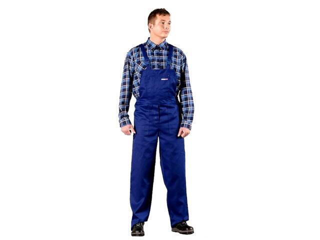 Spodnie robocze OLIWIER SO N rozm. 188x120 niebieski REIS