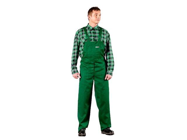 Spodnie robocze OLIWIER SO Z rozm. 176/102 zielony REIS