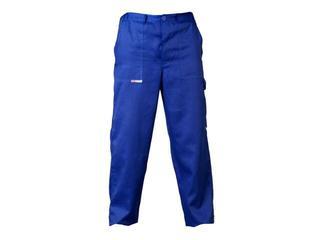 Spodnie robocze OLIWIER SOP N rozm. 182x110 niebieski REIS