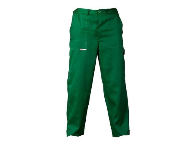 Spodnie robocze OLIWIER SOP Z rozm. 188x86 zielony REIS