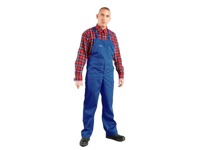 Spodnie robocze MASTER SM N rozm. 62 niebieski REIS