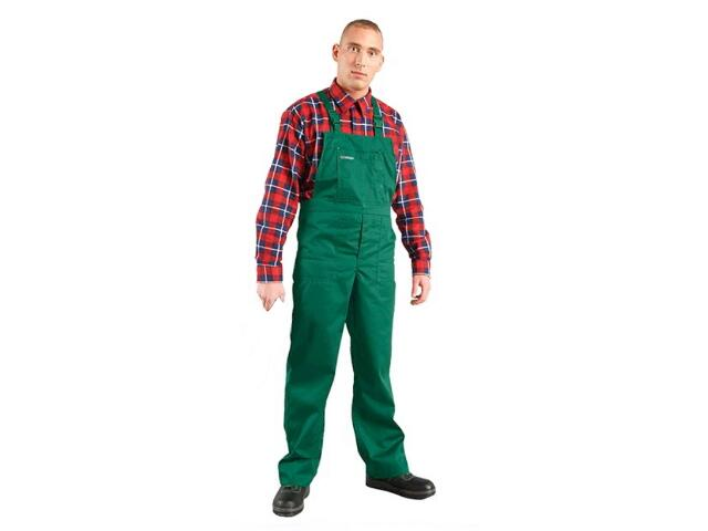 Spodnie robocze MASTER SM Z rozm. 50 zielony REIS