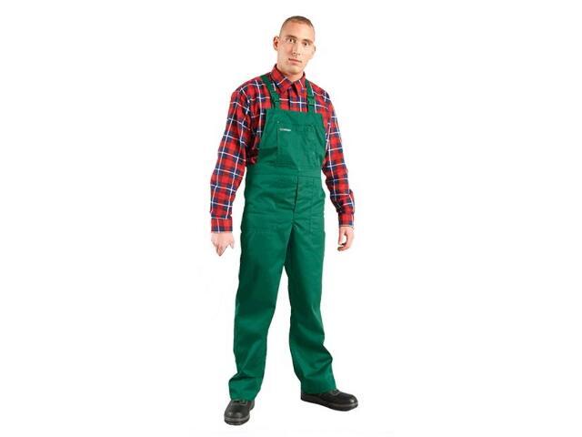 Spodnie robocze MASTER SM Z rozm. 62 zielony REIS