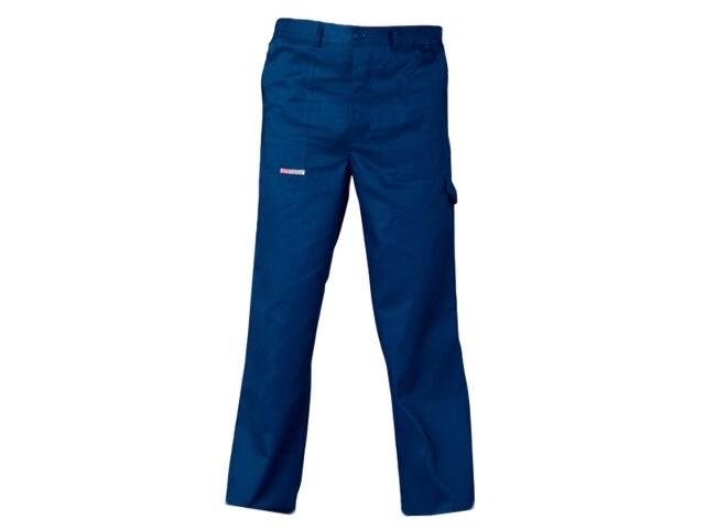 Spodnie robocze MASTER SPM N rozm. 56 niebieski REIS