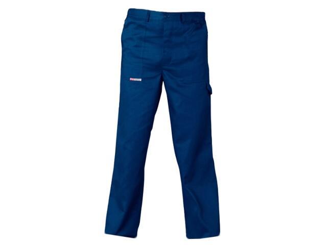 Spodnie robocze MASTER SPM N rozm. 62 niebieski REIS
