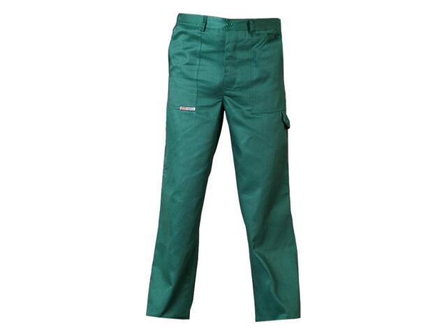 Spodnie robocze MASTER SPM Z rozm. 50 zielony REIS