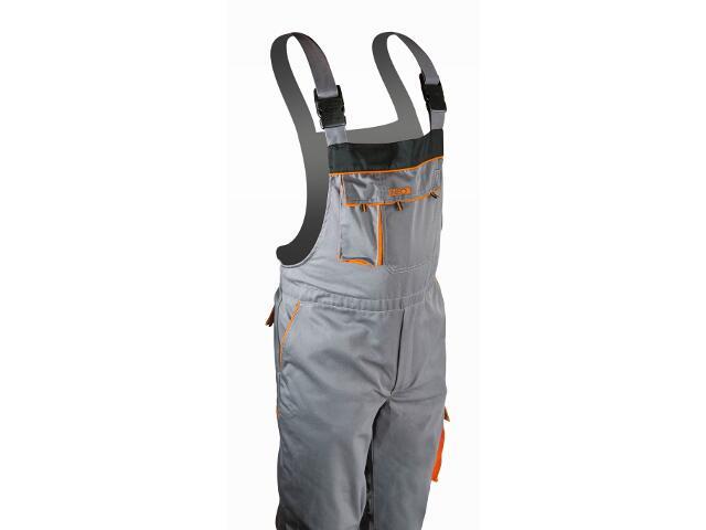 Spodnie robocze ogrodniczki rozm. L 81-201 Neo
