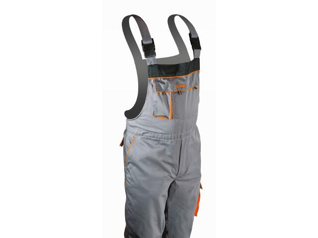 Spodnie robocze ogrodniczki rozm. XL 81-202 Neo