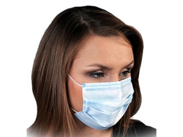 Maska filtrująca MAS-SMALL N op. 100szt. REIS