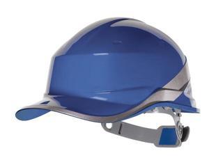 Kask budowlany BASEBALL DIAMOND DIAM5 niebieski Venitex