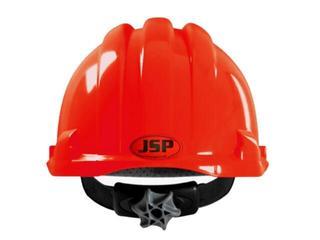 Kask budowlany KAS-MK8 C czerwony JSP