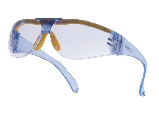 Okulary ochronne z poliwęglanu SUPERBRAVA bezbarwne Venitex