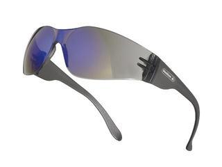 Okulary ochronne z poliwęglanu BRAVA odblaskowe Venitex