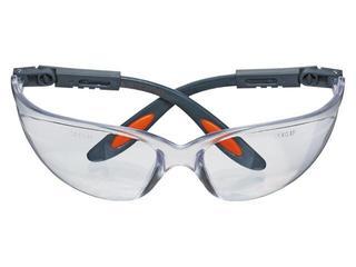 Okulary ochronne z poliwęglanu soczewki bezbarwne 97-500 Neo
