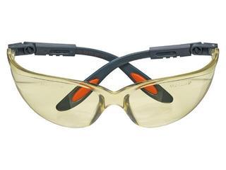 Okulary ochronne z poliwęglanu soczewki żółte 97-501 Neo