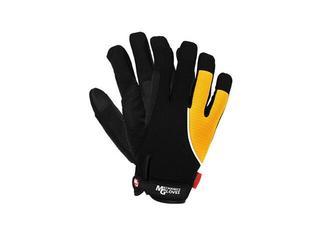 Rękawice wzmacniane skórą syntetyczną i tkaniną RMC-ANDROMEDA rozm. L REIS