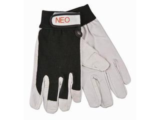 Rękawice wzmacniane ze skóry licowej rozm.10 97-603 Neo