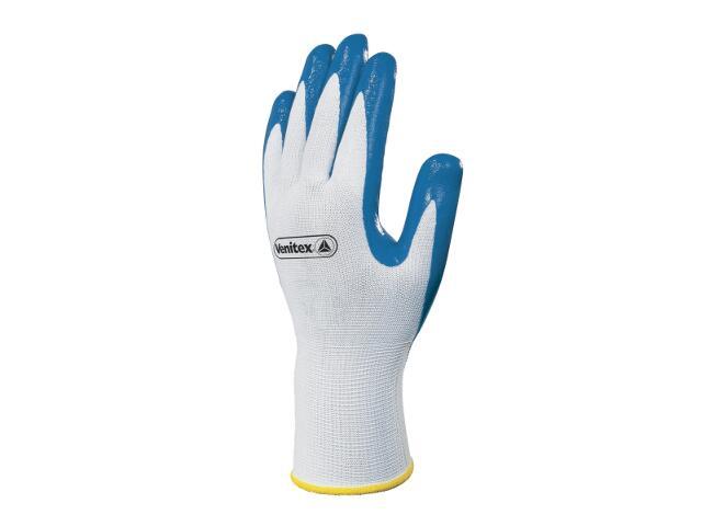 Rękawice powlekane nitrylem VE712B rozm. 7 Venitex