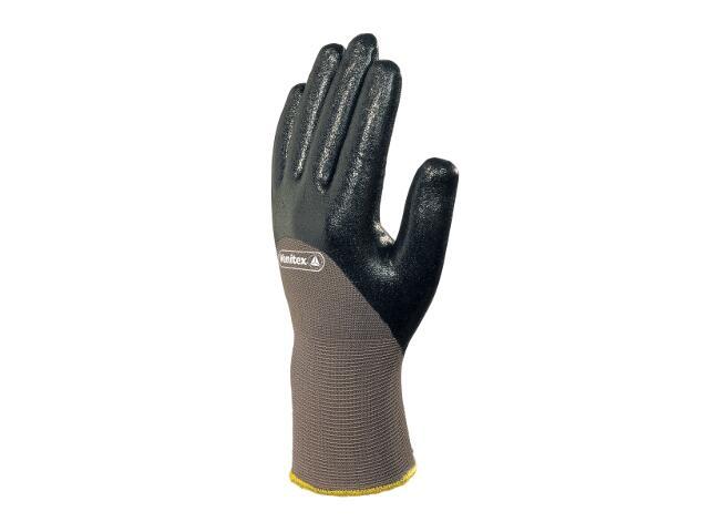 Rękawice powlekane nitrylem VE713 rozm. 9 Venitex