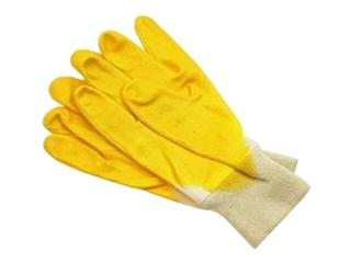 Rękawice powlekane nitrylem rozm. 7 REIS