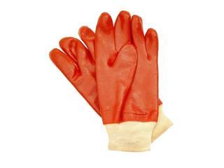Rękawice powlekane PCV rozm. 10,5 REIS