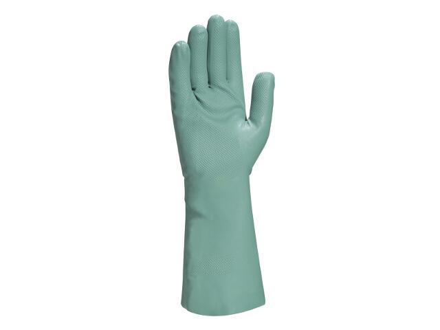 Rękawice gumowe NITREX VE802 chropowata struktura rozm. 7 Venitex