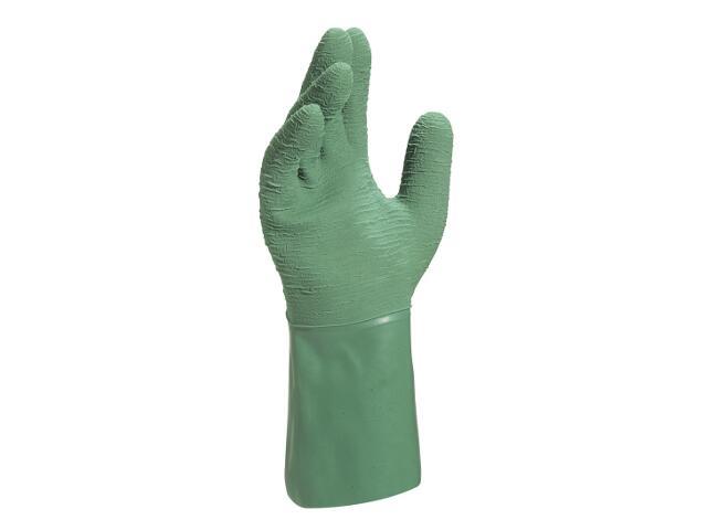 Rękawice gumowe LAT50 szorstka struktura rozm. 8 Venitex