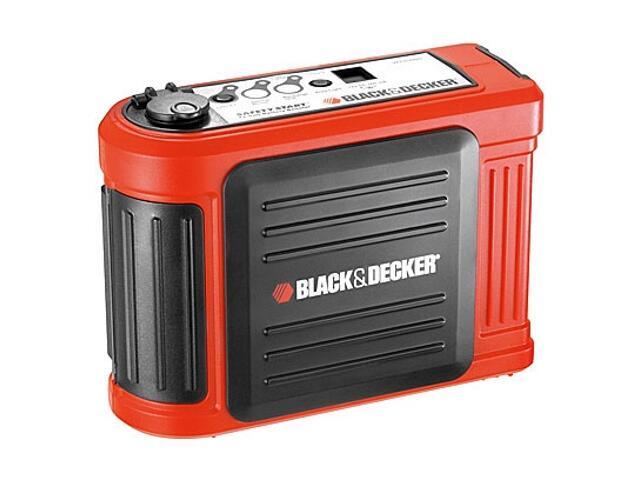 Urządzenie wspomagania rozruchu samochodów Black&Decker