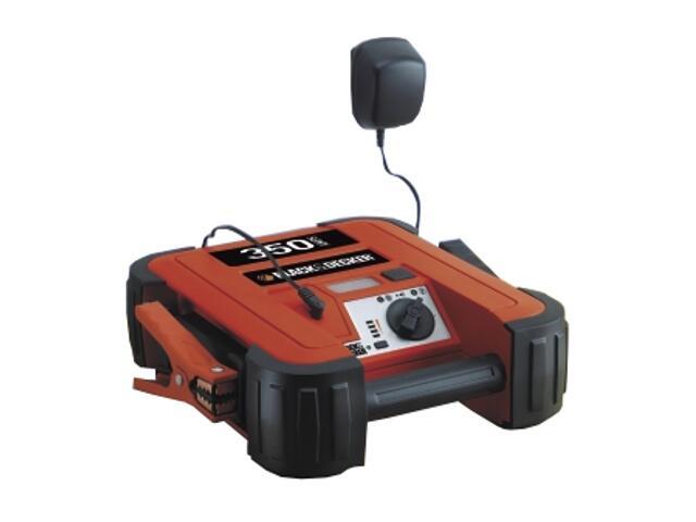 Akumulator rozruchowy 12V/9Ah o prądzie max.350A BDJS350 Black&Decker