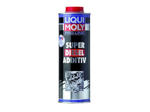 Dodatek do diesla Pro Line Super Diesel Additiv 1l 5176 Liqui Moly