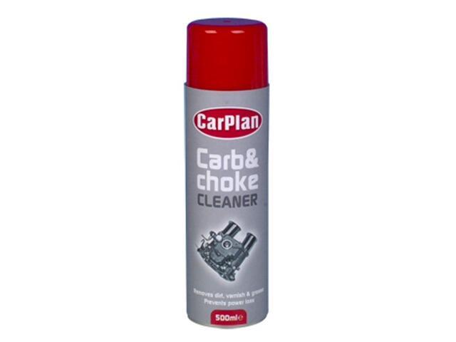 Preparat do czyszczenia gaźników 500ml Carplan