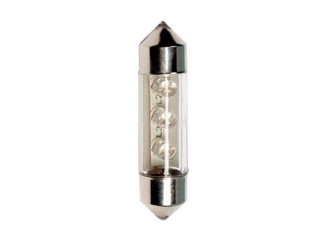 Żarówka LED do oświetlania wnętrza auta FESTON BULBS 36mm 3xLED multikolor 58397 Pilot