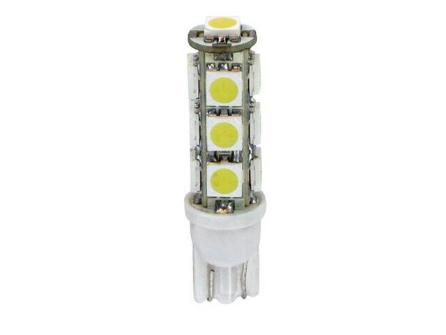 Żarówka HYPER-MICRO-LED do oświetlania wnętrza auta T10 13xSMD 58456 Pilot