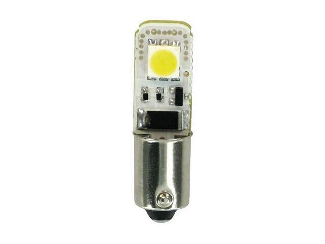 Żarówka HYPER-LED-BIFOCUS do oświetlania wnętrza auta 12V BAX9S 2xSMD 58460 Pilot