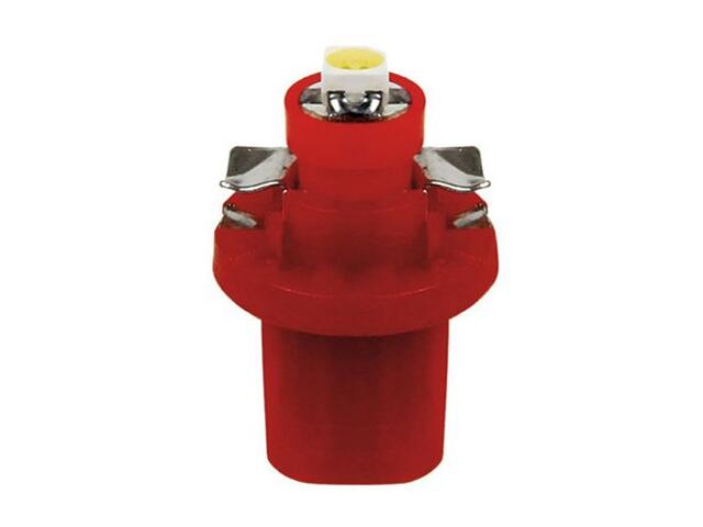 Żarówka HYPER-MICRO-LED do deski rozdzielczej T5 1xSMD czerwony 58470 Pilot