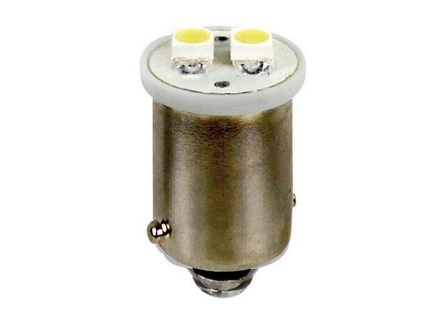 Żarówka HYPER-MICRO-LED do deski rozdzielczej BA9S 2xSMD biały 58477 Pilot