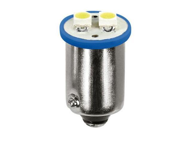 Żarówka HYPER-MICRO-LED do deski rozdzielczej BA9S 2xSMD niebieski 58478 Pilot