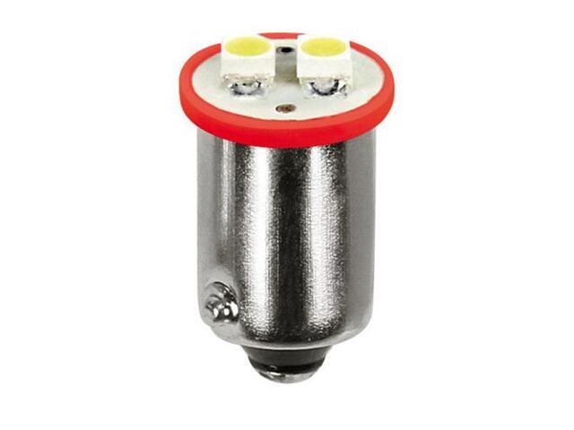 Żarówka HYPER-MICRO-LED do deski rozdzielczej BA9S 2xSMD czerwony 58479 Pilot