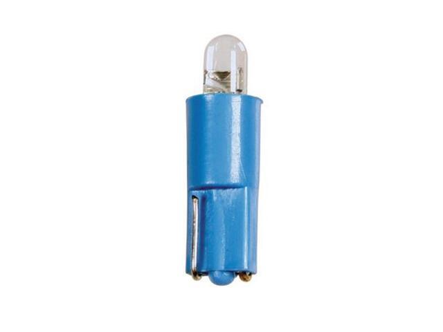 Zestaw żarówek LED do deski rozdzielczej T3 3mm 5szt niebieski 58485 Pilot