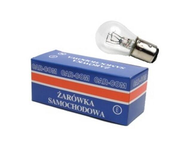 Żarówka pomocnicza i sygnalizacyjna 24V 21/5W BAY15d CarCommerce