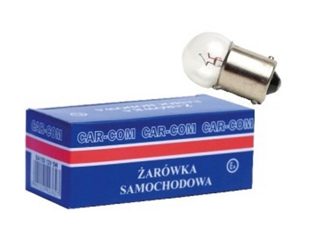 Żarówka pomocnicza i sygnalizacyjna 12V 10W BA15s CarCommerce