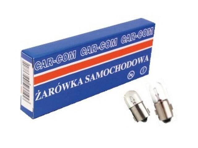 Żarówka pomocnicza i sygnalizacyjna 12V 2W BA7s CarCommerce
