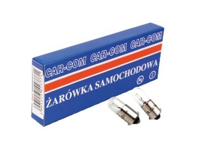 Żarówka pomocnicza i sygnalizacyjna 24V 4W BA9s CarCommerce