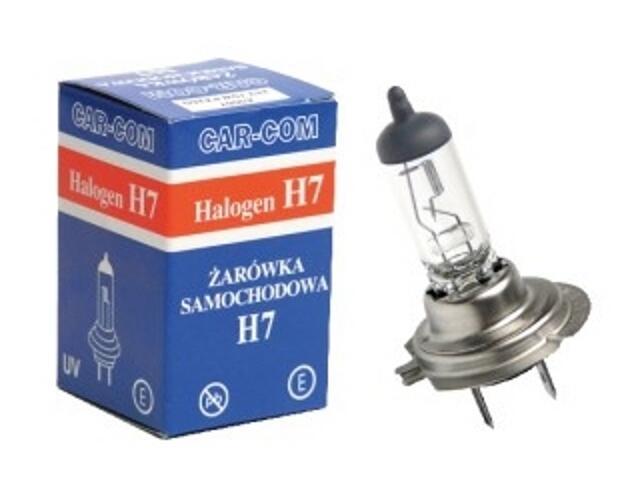 Żarówka samochodowa halogenowa H7 12V 55W PX26d CarCommerce