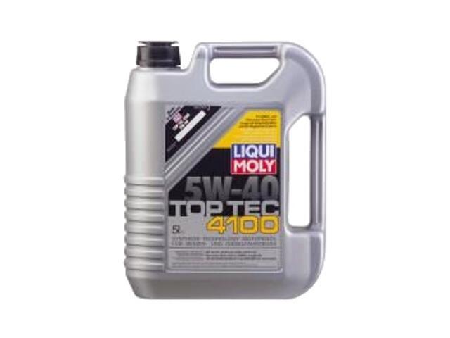 Olej przekładniowy TOP TEC ATF 1100 5l 3652 Liqui Moly