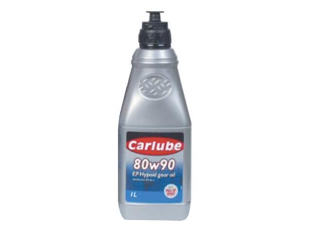 Olej przekładniowy Hypoid EP80W/90 Gear Oil 1l Carlube