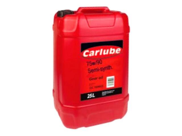 Olej przekładniowy 75W/90 Gear Oil Semi Synthetic 25l Carlube