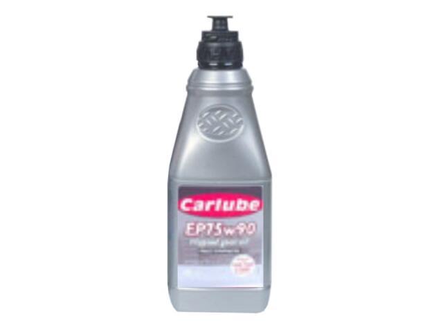 Olej przekładniowy 75W/90 Gear Oil Synthetic 0,5l Carlube