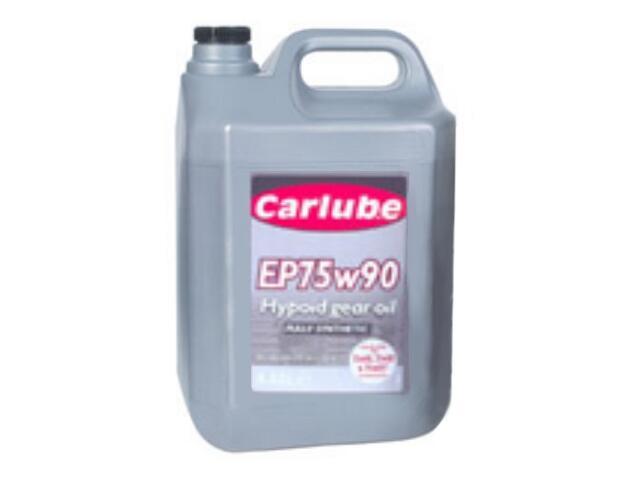 Olej przekładniowy 75W/90 Gear Oil Synthetic 4,55l Carlube