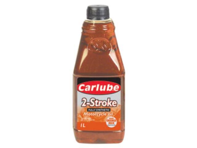Olej do dwusuwów Triple R 1l Carlube